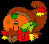 Cornucopia   Paper Craft   : Cornucopia Crafts Activities for Children