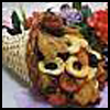 Dried   Fruit Cornucopia   : Cornucopia Crafts Activities for Children