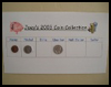 Birth    Year Coin Collection  : Crafts with Coins Money Ideas for Children