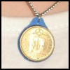 Old    Coin Pendant : Coins Arts and Crafts Project