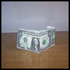 <strong>The $5    Wallet : Crafts with 5 - 1 Dollar Bills</strong>