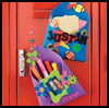 Locker Pockets : Activities with Crafts Foam Instructions for Kids