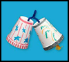 Independence Day Bells     : Craft Foam Activities