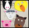 Craft    Foam Animal Masks  : Crafts with Craft Foam for Kids