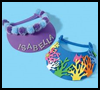 Embellished    Craft Foam Visors   : Crafts with Craft Foam Sheets for Children
