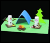 Craft    Foam Camping  : Crafts with Craft Foam for Kids