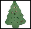 Foam    Tree Ornament     : Craft Foam Activities