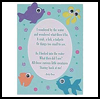Sea Life Poem Craft