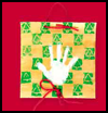 Holiday    Handprint Banner     : Craft Foam Activities