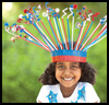 "Crowning<br />  Glory <span class=""western"" style="" line-height: 100%""> : Drinking Straws Crafts for Children</span>"