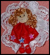 Lacy   Dolls  : Crafts with Lace for Children
