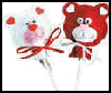 Lollipop Characters Crafts for Boys and Girls