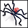 Spider Pops : Crafts With Lollipops Instructions for Children