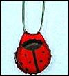 Ladybug Locket