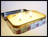 Tin   Travel Candle  : Crafts Ideas with Altoid Tins