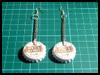 Bottle Cap Earrings : Crafts with Metal Activities for Children