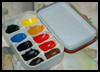 Altoids   Tin Pocket-Sized Watercolor Box  : Metal Crafts Ideas for Kids