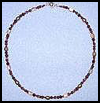 Tin Cup Necklace
