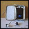 Altoids MP3 Player Case : Metal Crafts Ideas for Kids