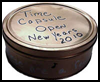 Cookie   Tin Time Capsule