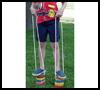 Kids Can Stilts
