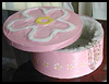 Flower Power Jewelry Box Crafts Directions