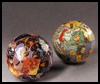 Awesome Comic-Wrapped Decorative Balls Craft for Kis