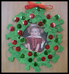 Puzzle   Wreath Frame