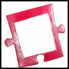 Puzzle Photo Magnet Puzzle Arts and Crafts Projects with Puzzles