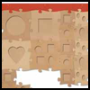 Make   a Frame    : Puzzle Crafts Activities for Children