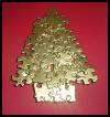 Puzzle   Christmas Tree  Puzzle Arts and Crafts Projects with Puzzles