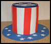 Patriotic    Treat Can   : Coffee Can Activities for Children