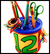 Pencil    Pot   : Coffee Can Activities for Children