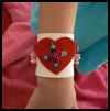 Children's Wrist Band Crafts Activity