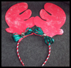 Antler Headband Ribbons & Craft Foam Craft for Kids