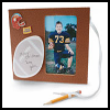 Personalized   Memo Pad   : Shoelace Crafts for Kids