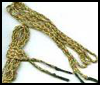 Braided   Shoelaces  : Crafts Ideas with Shoelaces