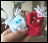 Baby   Sock Puppets  : Sock Crafts Ideas for Kids