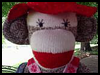Handmade   Sock Monkey   : Crafts with Socks Activities for Children