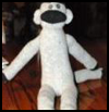 Make-a-Sock-Monkey    : Ideas for Arts and Crafts Projects with Socks