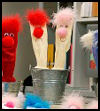 Kids'   Sock Puppets    : Ideas for Arts and Crafts Projects with Socks