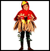 Bird's   Nest Costume  : Sock Crafts Ideas for Kids