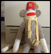 Tiny   Sock Monkey