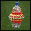 Pop Bottle Wind Spinner Craft for Kids