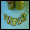 Aluminum   Can Jewelry  : Soda Can Crafts Ideas for Kids