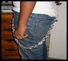 Soda   Can Hinge Wallet Chain