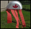 Canada   Day Crafts for Kids  : How to Make Streamers Crafts Activity for Children