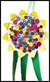 Sunflower   Flyers : How to Make Streamers Crafts Activity for Children