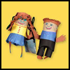 Jack   and Jill Puppets