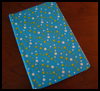 Book   Cover with Wrapping Paper : Crafts with Wrapping Paper for Kids
